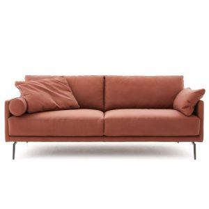 Sofa Tiffany in Koala Rust