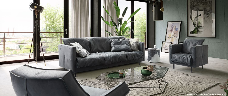 sofa pulitzer tommy m. Black Bedroom Furniture Sets. Home Design Ideas
